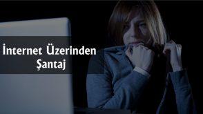 İnternet Üzerinden 1800 Kadına Şantaj