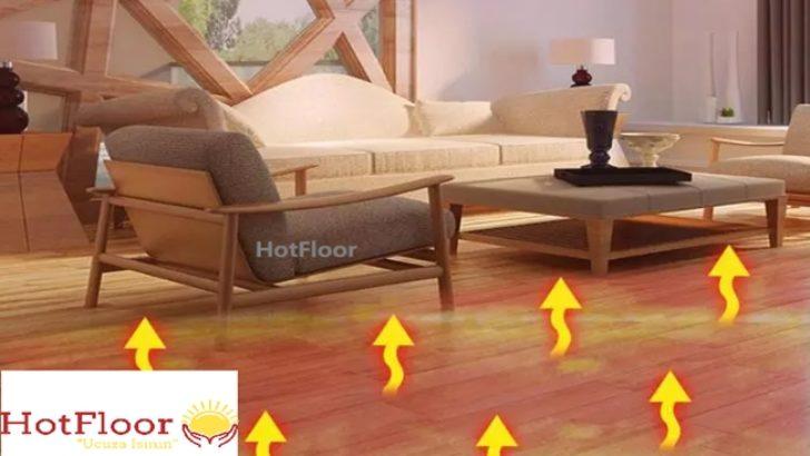 HotFloor Halı Altı Isıtıcı